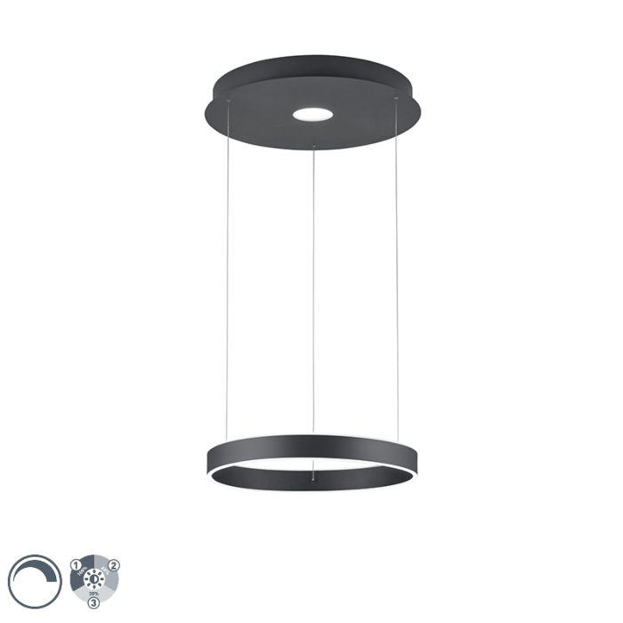 Design-hanglamp-grijs-incl.-LED-3-staps-dimbaar---Jeroen