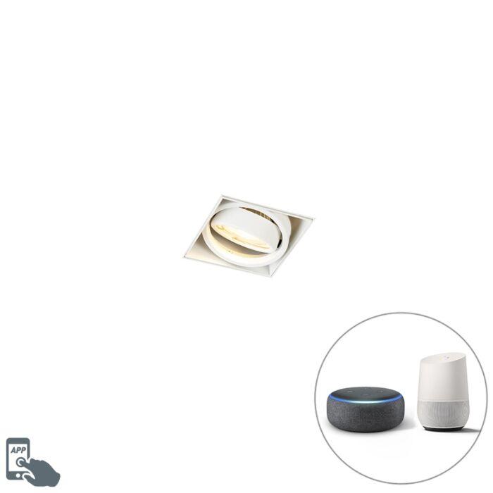 Smart-inbouwspot-wit-trimless-incl.-Wifi-GU10---Oneon-1