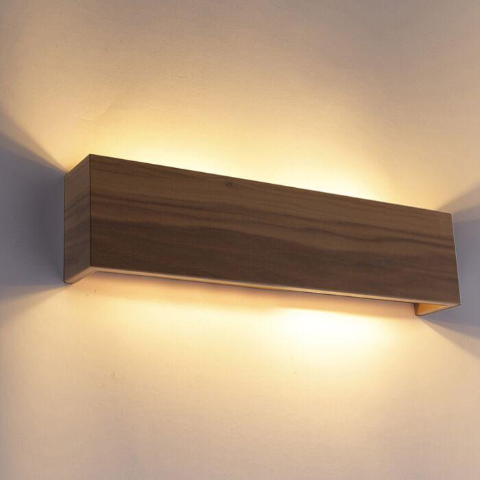 Wandlamp-noten-hout-4-lichts---Justin