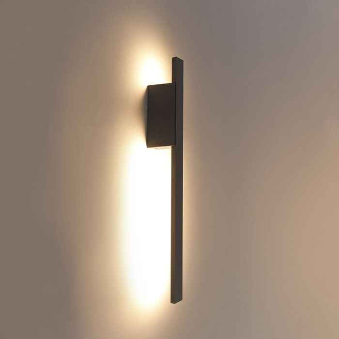 Moderne-buiten-wandlamp-antraciet-IP54-incl.-LED---Jamal