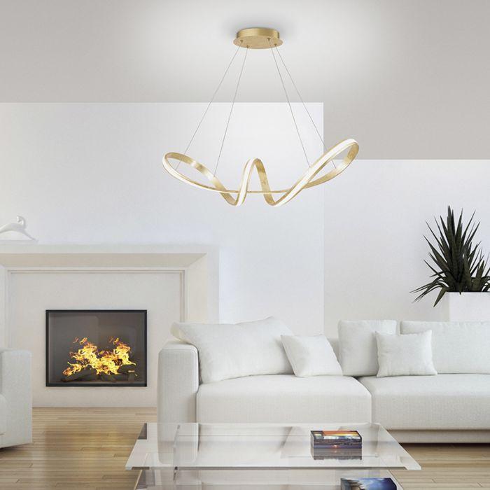 Design-hanglamp-goud-incl.-LED-80-cm---Belinda