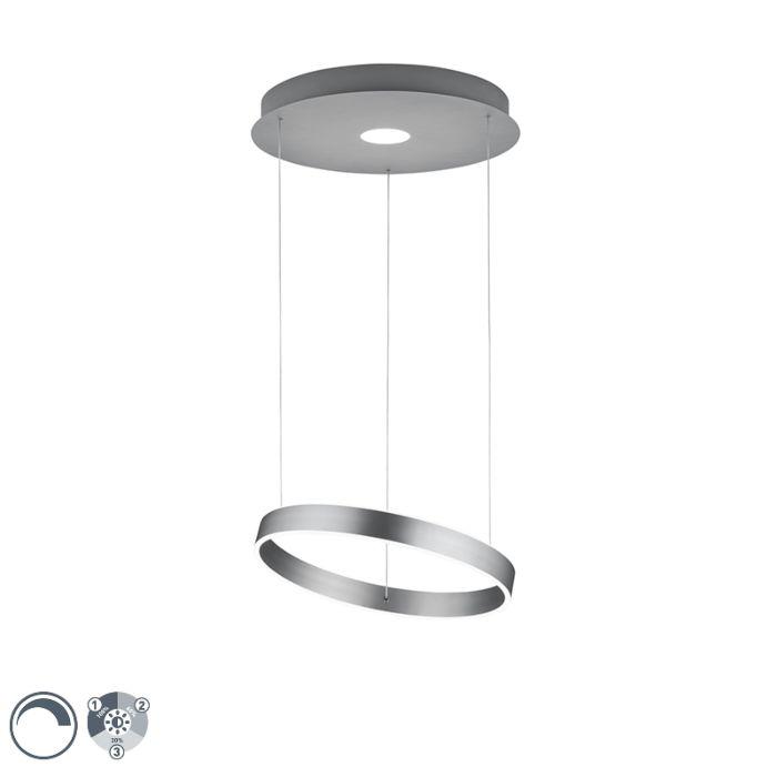 Design-hanglamp-staal-incl.-LED-3-staps-dimbaar---Jeroen