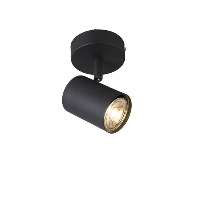 Smart-spot-zwart-incl.-WiFi-GU10-verstelbaar---Jeana