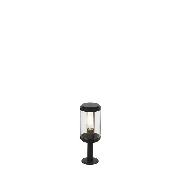 Design-buitenlamp-zwart-40-cm-IP44---Schiedam