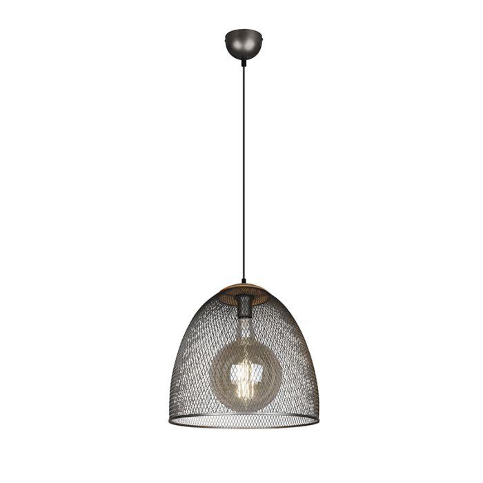 Industriële-hanglamp-staal---Ravi