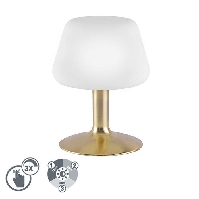 Tafellamp-goud-met-3-staps-touchdimmer-incl.-LED---Tilly