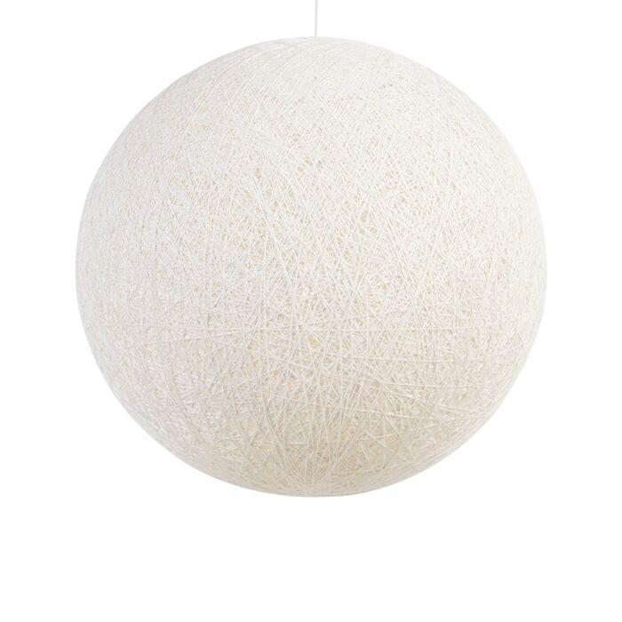 Scandinavische-hanglamp-wit-80-cm---Corda