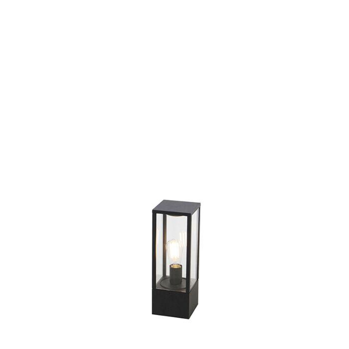 Industriële-buitenlamp-zwart-40-cm-IP44---Charlois