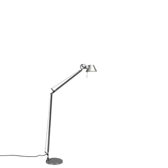 Artemide-vloerlamp-aluminium-verstelbaar---Artemide-Tolomeo-Lettura