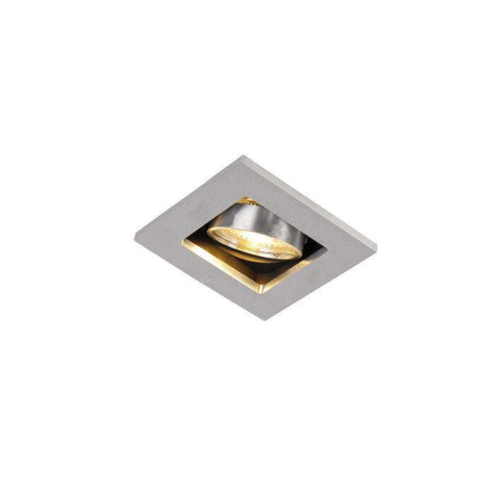 Inbouwspot-aluminium---Qure
