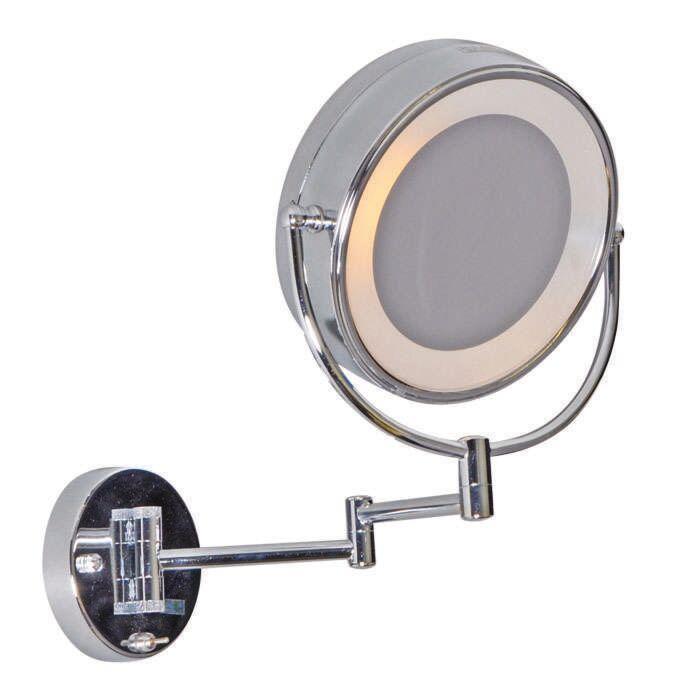 Scheer--make-up-spiegel-wand