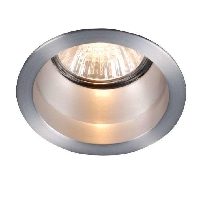 Inbouwspot-Dept-Round-Basic-aluminium