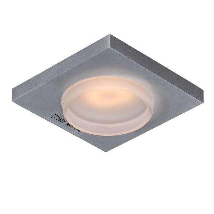 Badkamer-inbouwspot-Spa-glas-vierkant