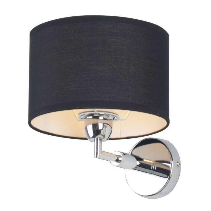 Wandlamp-Lugar-zwart