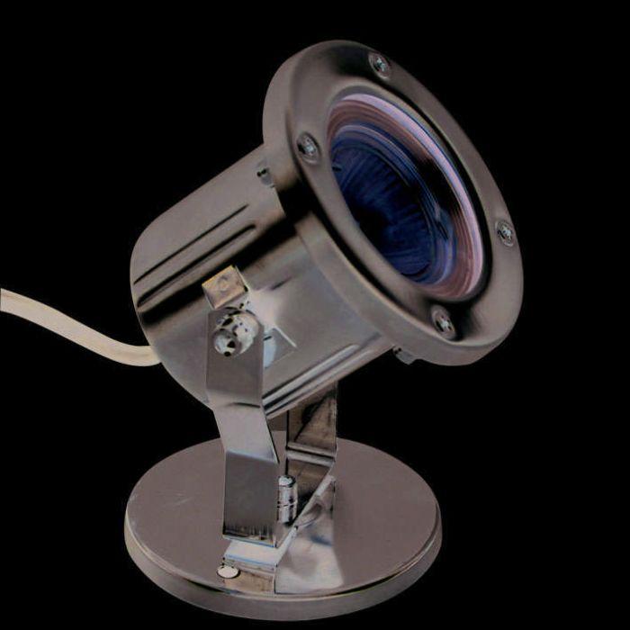 RVS-onderwater-vijverlamp