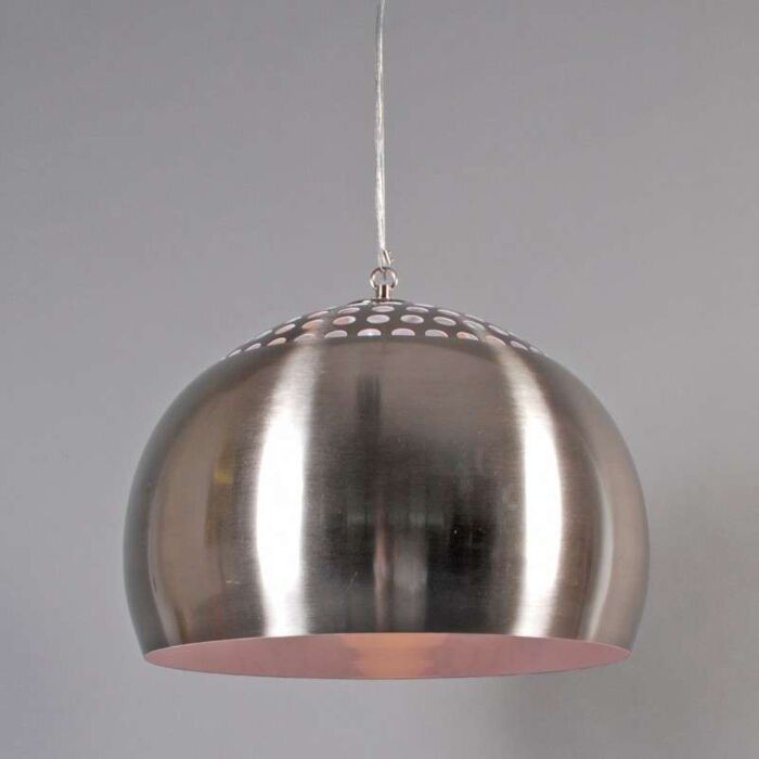Hanglamp-Fermo-40cm-staal