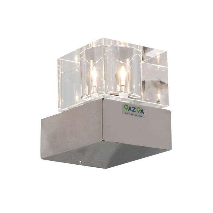 Wandlamp-Dice-1-chroom