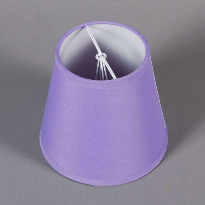 Klemkap-ø15cm-purple