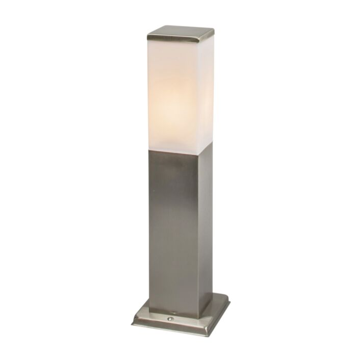 Moderne-buitenlamp-45-cm-staal---Malios