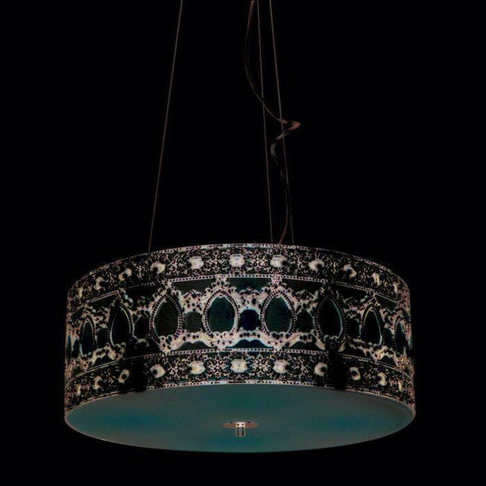 Hanglamp-Midar-50-chroom