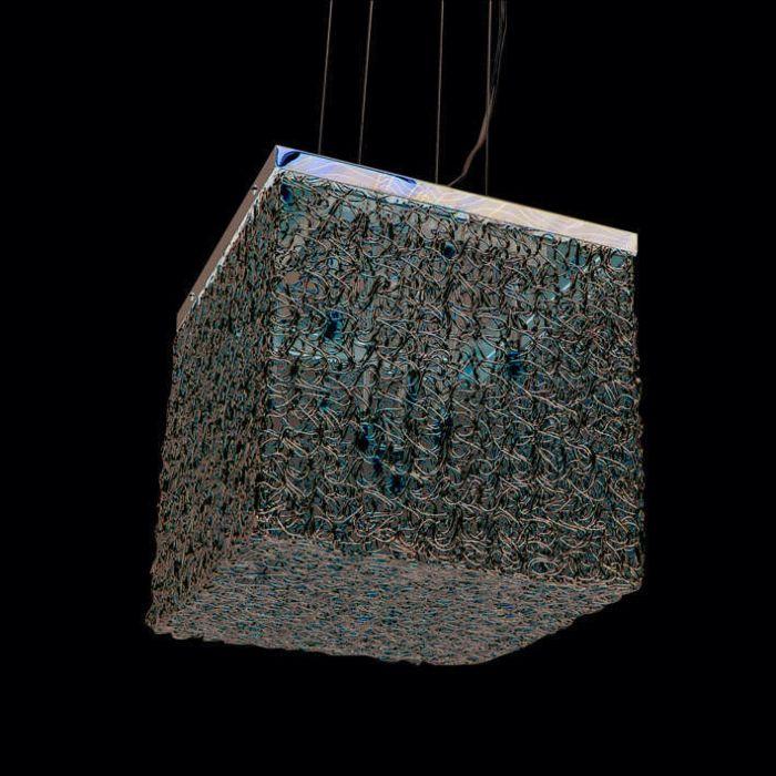 Hanglamp-Draht-Square-10-aluminium