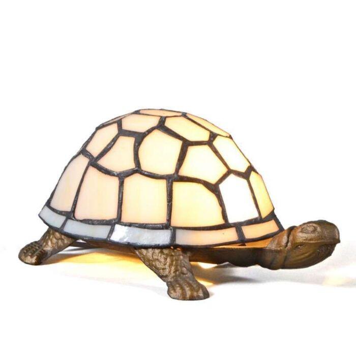 Tiffany-tafellamp-Turtle