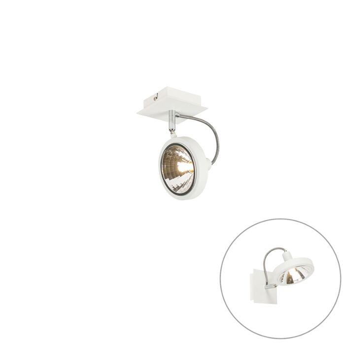 Design-spot-wit-1-lichts-verstelbaar---Nox