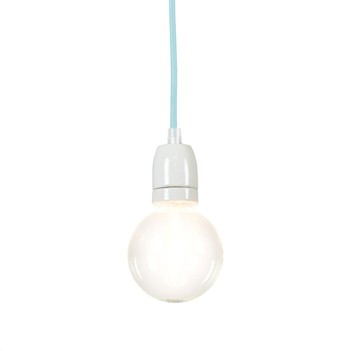 Hanglamp-Cavo-ijsblauw