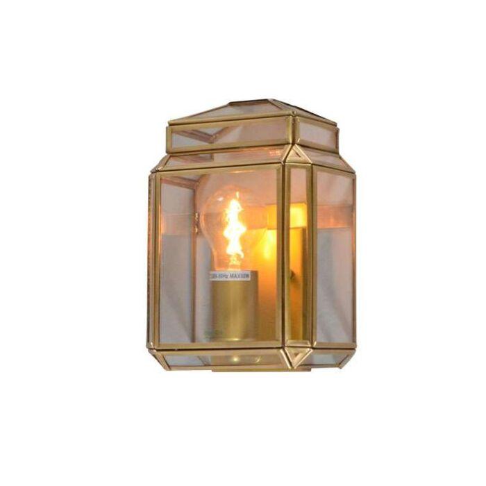 Wandlamp-Portree-half-brons