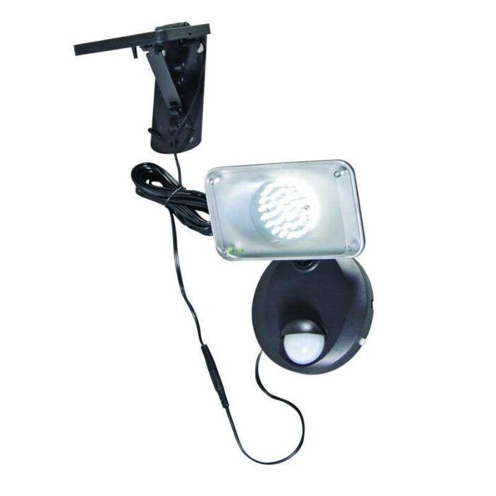 Buitenlamp-Dark-straler-LED-met-bewegingsmelder-op-zonne-energie