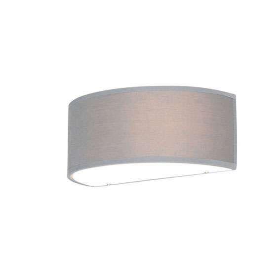 Wandlamp-half-rond-grijs---Drum