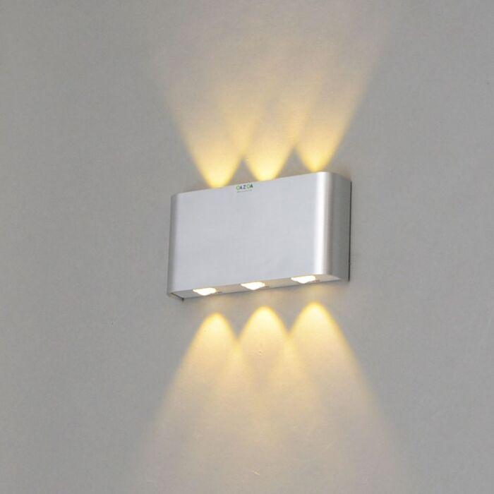 Wandlamp-Otan-6-Aluminium