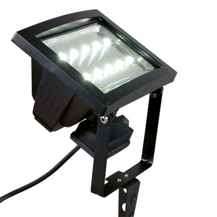 LED-straler-VAP-10-zwart