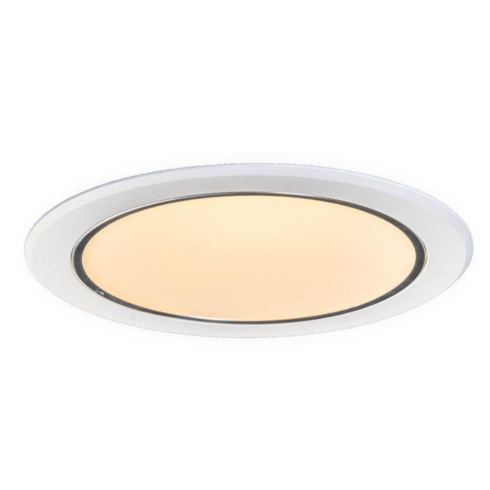 Inbouwspot-Radem-12W-LED-wit