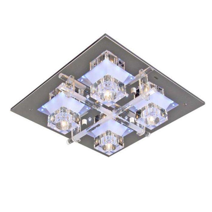 Plafonniere-Ilum-4-chroom