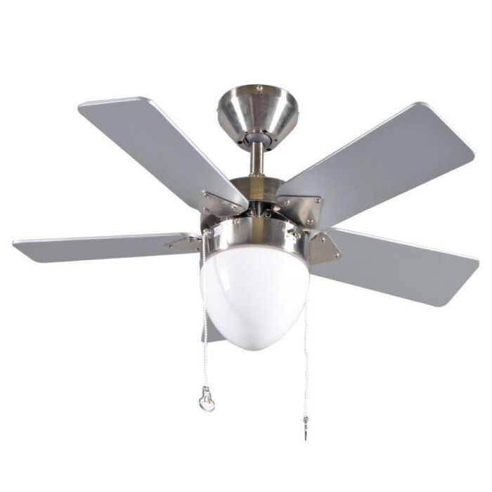 Plafondventilator-Helix-30-staal