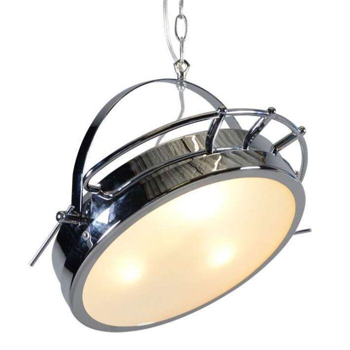 Hanglamp-Ospedale-chroom