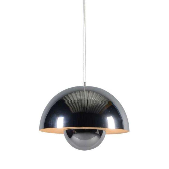Hanglamp-Elx-1-chroom