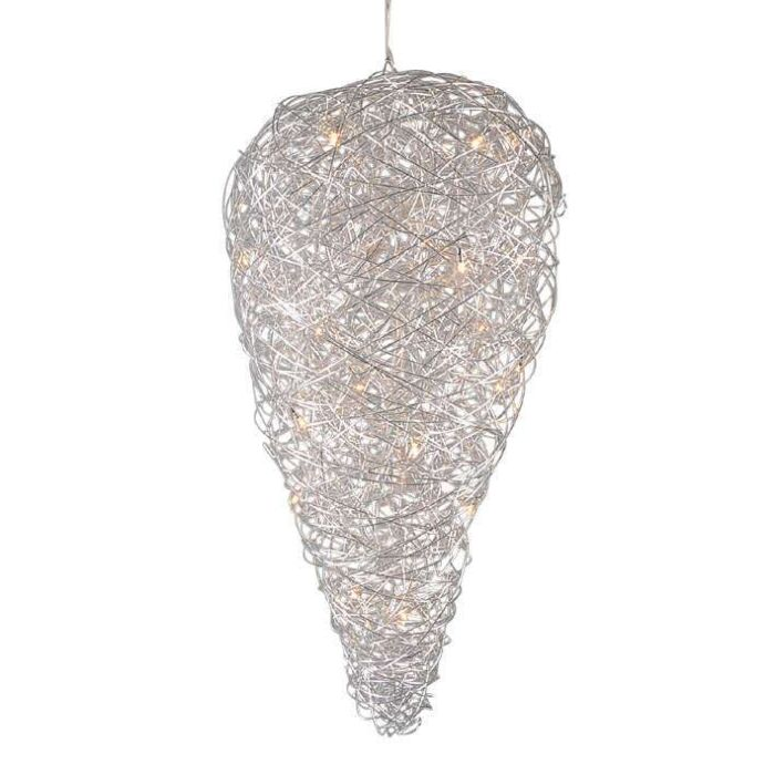 Hanglamp-Draht-Drip-aluminium