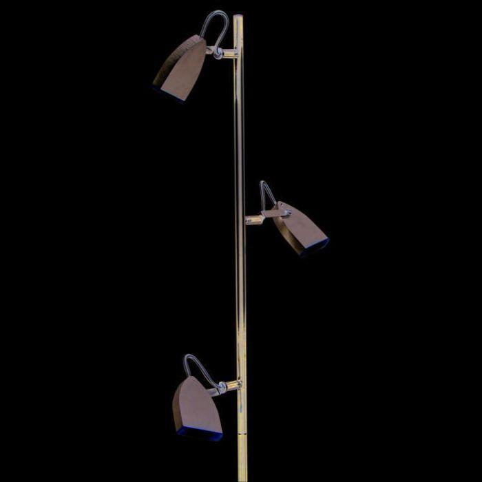 Vloerlamp-Space-3-LED-aluminium