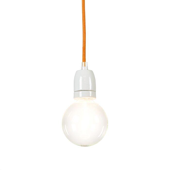Hanglamp-Cavo-oranje