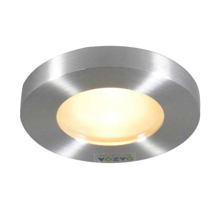 Moderne-inbouwspot-aluminium-IP54-dimbaar---Anex