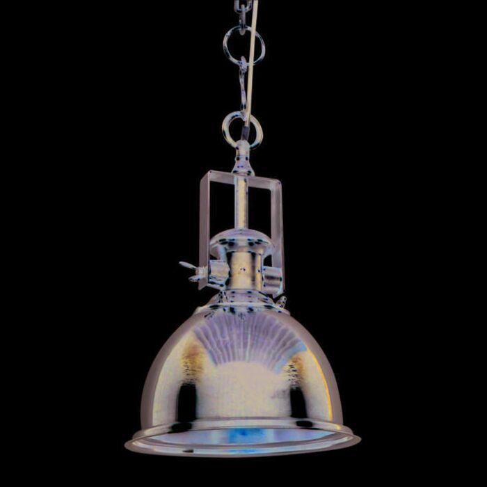 Hanglamp-Zine-M-chroom