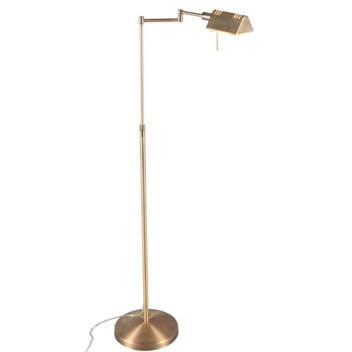 Vloerlamp-Sugar-brons
