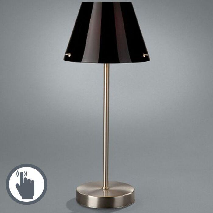 Tafellamp-Massive-Kaffa-staal-36784/17/10