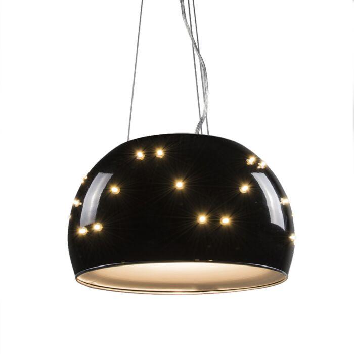 Hanglamp-Universe-40cm-zwart