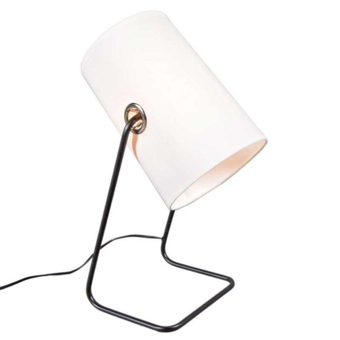 Tafellamp-Benzina-zwart-wit