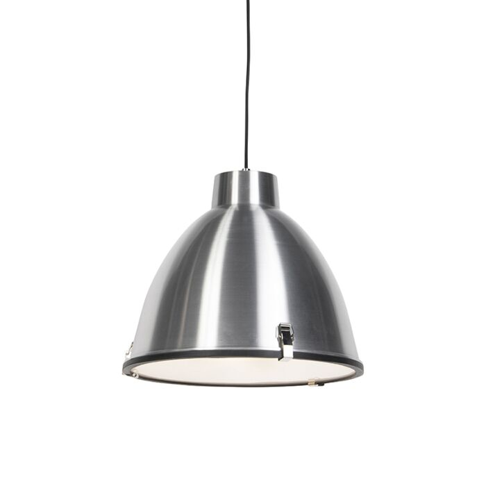 Industriële-hanglamp-aluminium-38-cm-dimbaar---Anteros