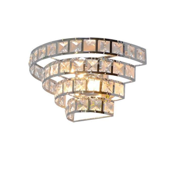 Wandlamp-Chopin-chroom