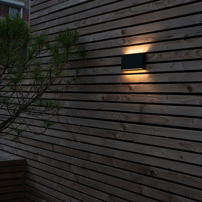 Moderne-wandlamp-antraciet-incl.-LED-IP54---Otan-Outdoor